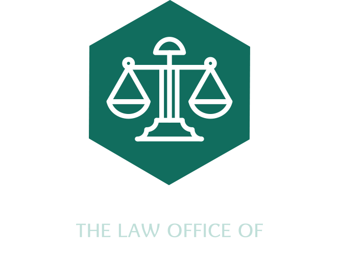 The Law Office of Patricia G. Mejia, PC Retina Logo
